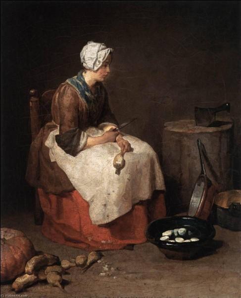 Cuisines et cuisinières, chez les peintres (2)