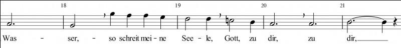 En musique, c'est une ponctuation,Et en physiologie une oxydation.Si à la vie elle est nécessaire,Elle s'accomplit de façon involontaire.Qui est-elle ?