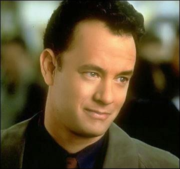 Dans quel film Tom Hanks joue-t-il un personnage qui court sans arrêt ?