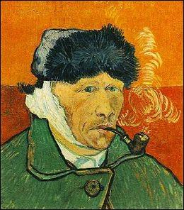 Quel est le nom de cette toile peint par Vincent Van Gogh ?