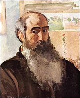 Quel tableau n'a pas été peint par Camille Pissarro ?