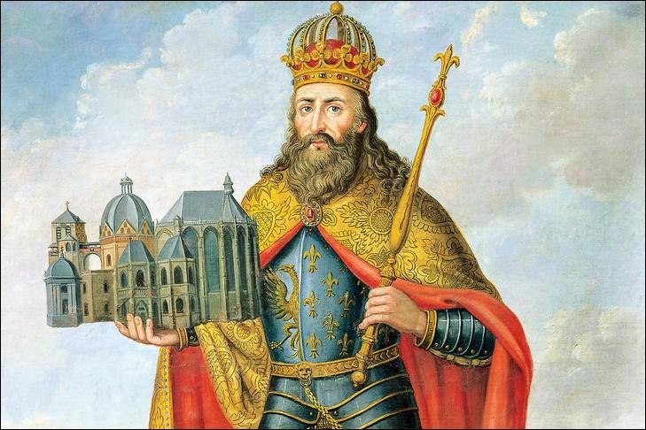 Quelle ville Charlemagne créa-t-il ?