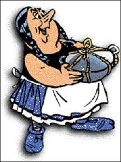 Quel est le prénom de cette vendeuse de coquillages ?