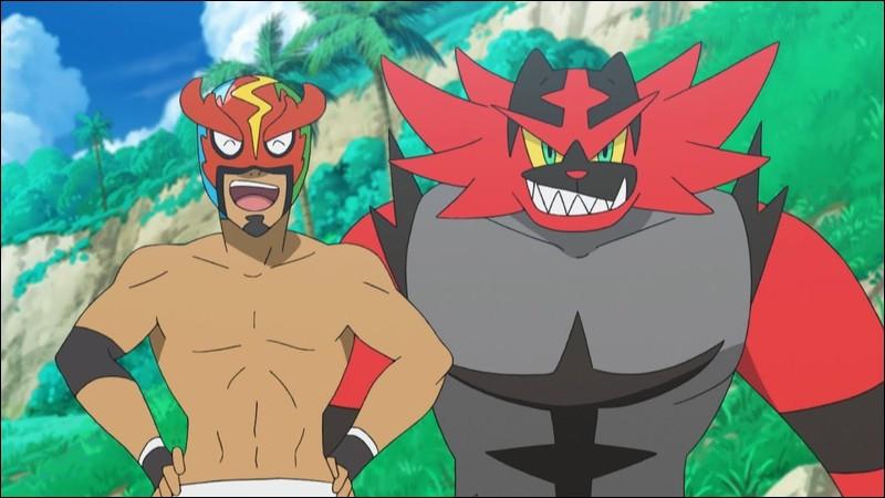 """""""Félinferno"""" est-il un Pokémon type """"feu et ténèbres"""" ?"""