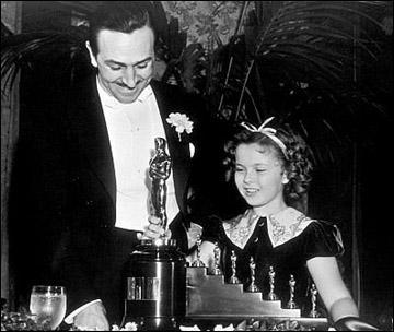 Pour quel film Walt Disney a-t-il reçu 8 oscars dont 7 petits ?