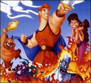 Quel héros de la mythologie grecque est aussi un héros de Disney ?