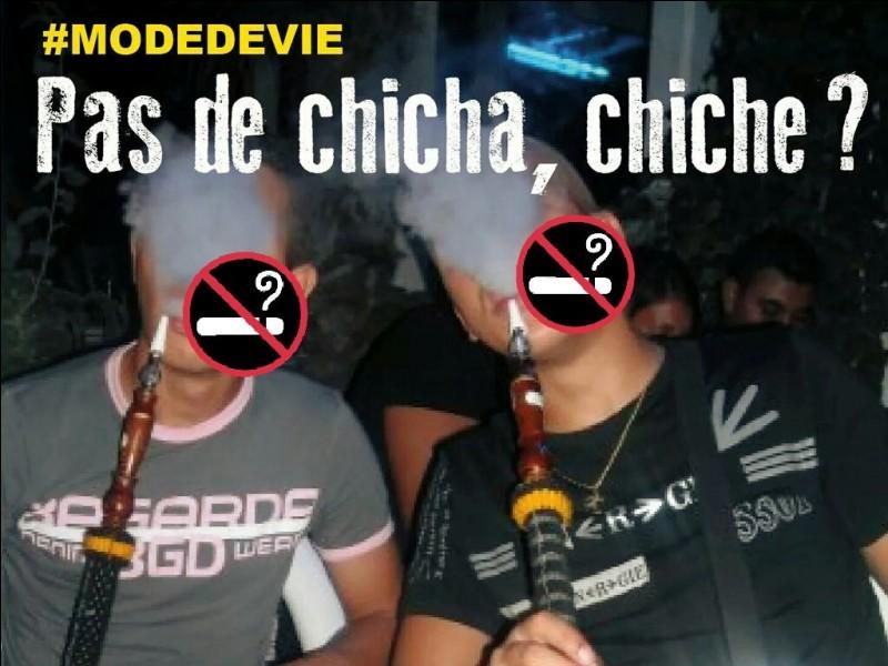 Bienvenue dans cette bonne ville française, où fumer la chicha est désormais interdit entre mai et septembre. Quelle autre cité avait déjà pris cette mesure ?