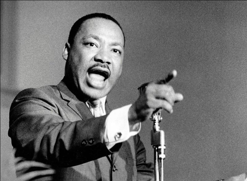 En quelle année Martin Luther King a-t-il été tué ?