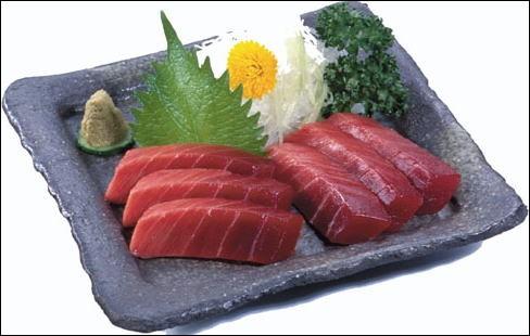 Le sashimi est une préparation de poisson...