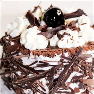De quel pays le gâteau forêt noire est-il une spécialité ?