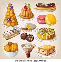 Desserts du monde