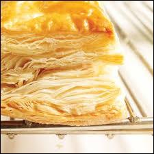 Pour une tarte tatin ou aux pommes, quel type de pâte utilise-t-on ?