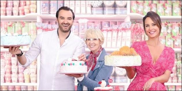 Quelle est la célèbre émission culinaire dans le domaine de la pâtisserie passant tous les mercredis sur M6 à 21h ?