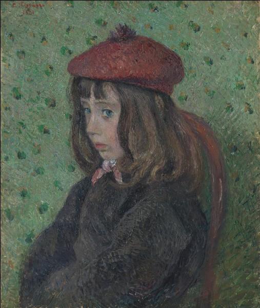 """Qui a représenté """"Félix portant un béret rouge"""" ?"""