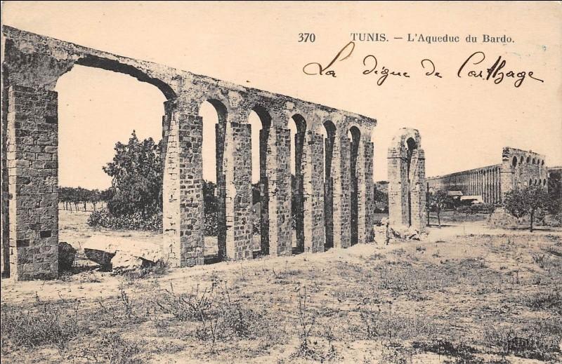 Quel pont est un aqueduc romain ?