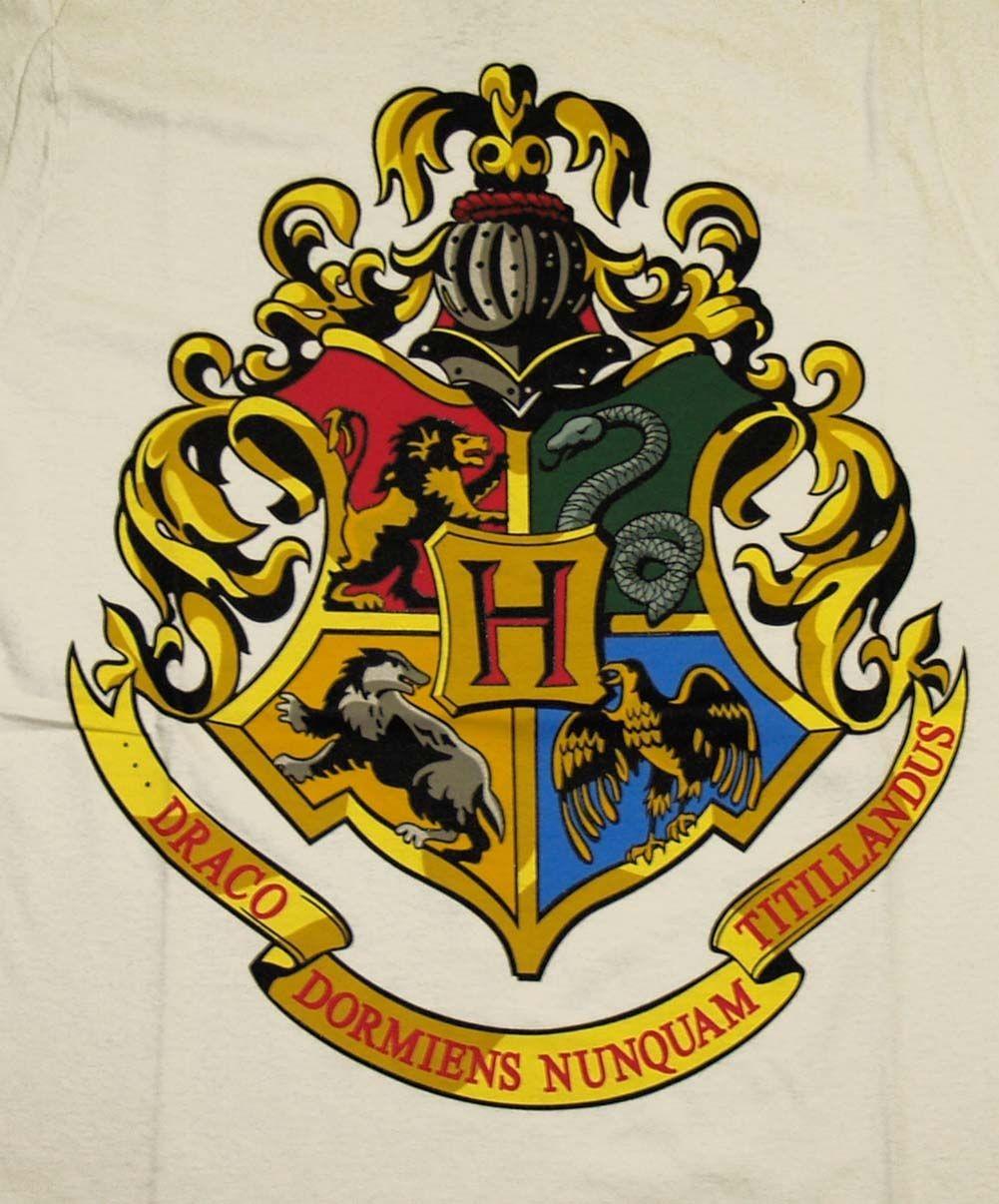 Harry Potter : les quatre maisons