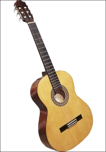 Si tu devais t'accompagner d'un instrument, ce serait...