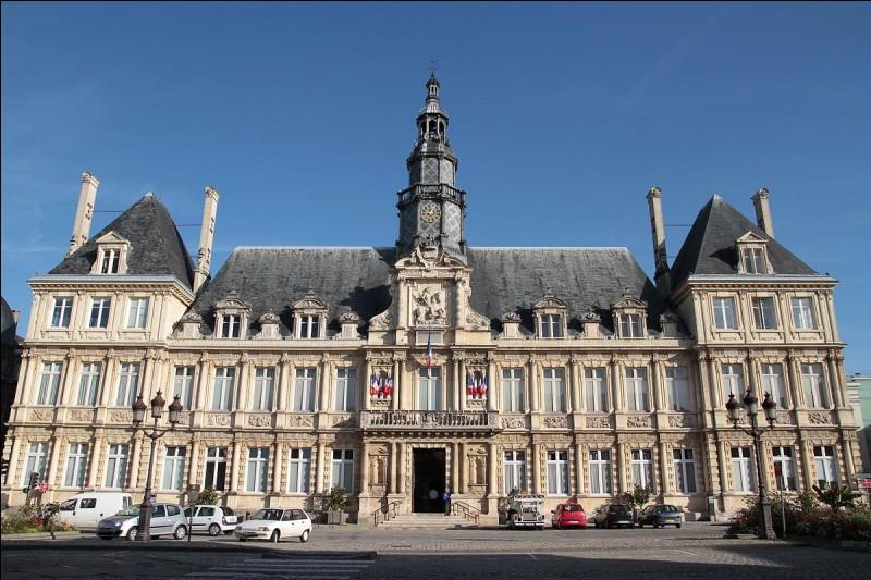 Quel est le surnom de la ville de Reims ?