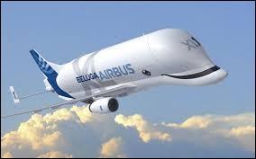 Son ancêtre s'appelait Super Guppy, ventre arrondi pour transporter, entre autres, des morceaux d'avions. Quel est le nom de cet actuel avion cargo ?