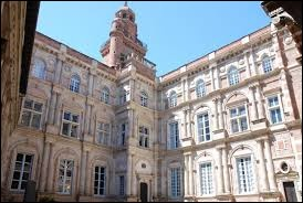 Toulouse, la ville rose, au bord de la Garonne chantée par Nougaro, est aussi une ville de musées et d'hôtels particuliers. Quel est celui-ci ?