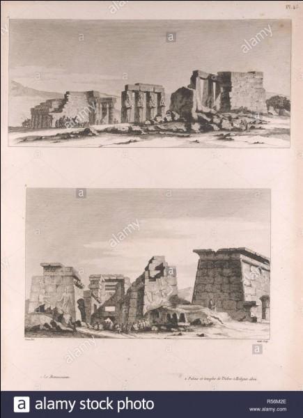 Quel est l'ancien nom de Louxor, en Égypte ?