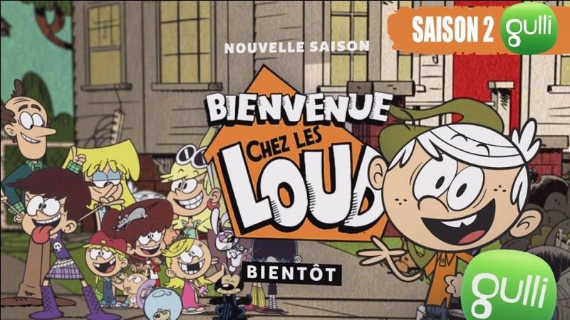 """Qui est le personnage principal de """"Bienvenue chez les Loud"""" ?"""