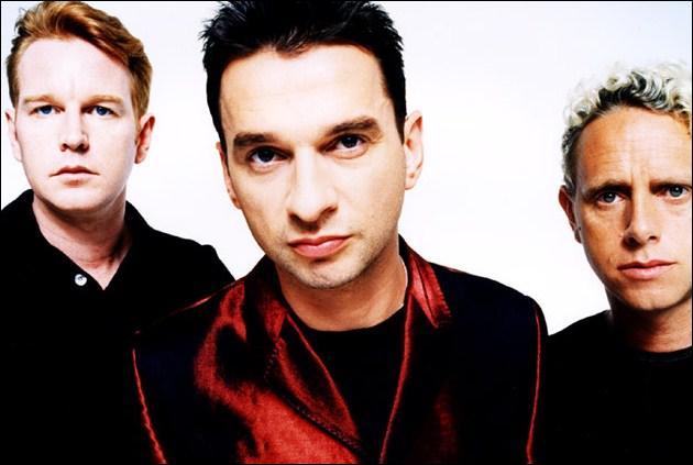 Lequel de ces tubes est un titre de Depeche Mode ?