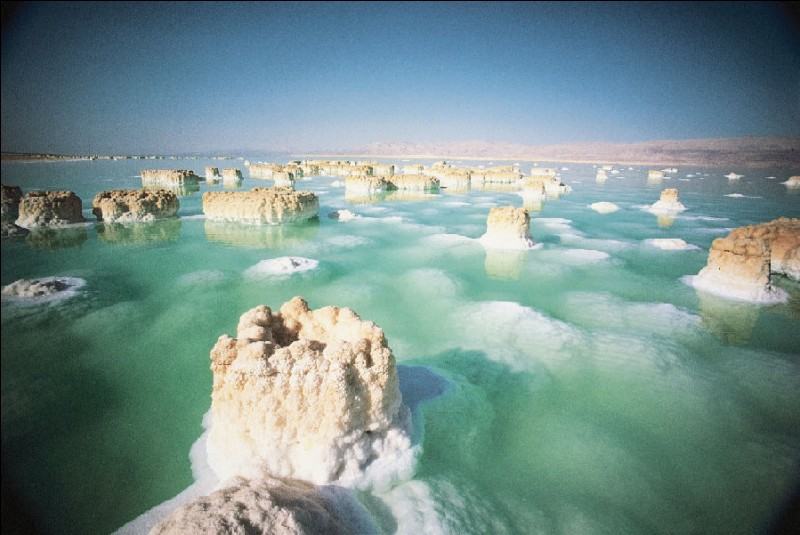 Quel est ce paysage féérique à admirer en Israël, Jordanie ou Cisjordanie ?