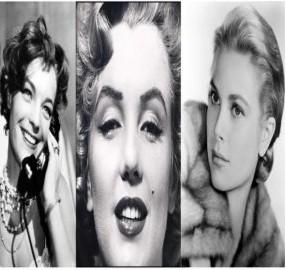 Romy Schneider ou Marilyn Monroe ou Grace Kelly