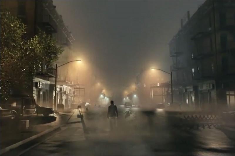 """""""Silent hill"""" est un film mis en scène par Christophe Gans."""