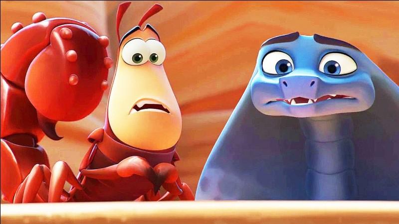 """""""Sahara"""" est un film d'animation avec la voix d'Omar Sy."""