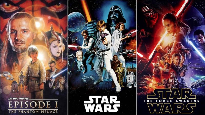 """Georges Lucas a créé les premiers épisodes de la saga """"Star Wars""""."""