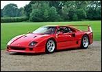 La F40 est une Ferrari.