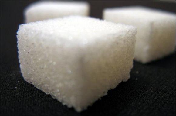 De quoi est majoritairement composé le sucre ?