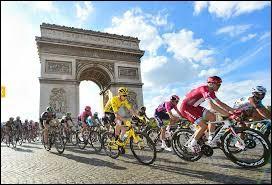 Le premier Tour de France a eu lieu en 1909.