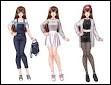 Quelle tenue préfères-tu ?