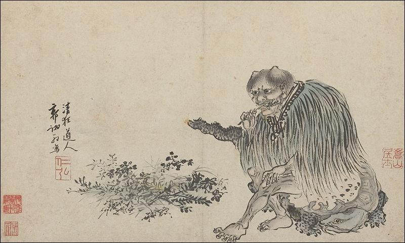 """Ancêtre mythique des Hans et des Viets, cet """"Auguste"""" inventeur fut bien aidé par le vent et l'eau bouillante. Son nom et son invention, svp !"""