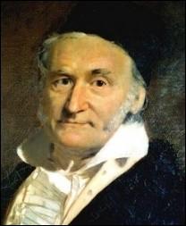 Février 1855 : Carl Friedrich Gauss fut un grand mathématicien qui décéda à Göttingen. Quelle chanteuse française possède une rue à son nom dans cette ville ?