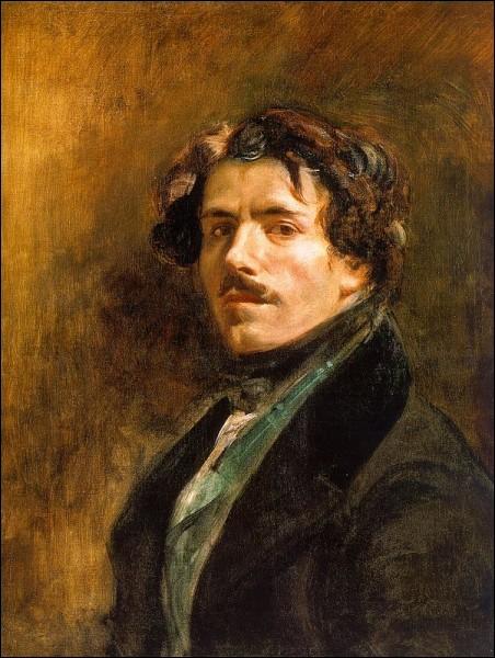 Août 1863 : Quel tableau Eugène Delacroix a-t-il peint ?