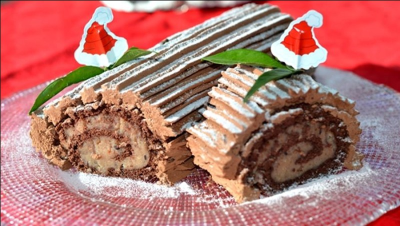 """Quel ingrédient indispensable entre dans la préparation de la délicieuse bûche de Noël corse """"ceppu di natale castagniu"""" ?"""