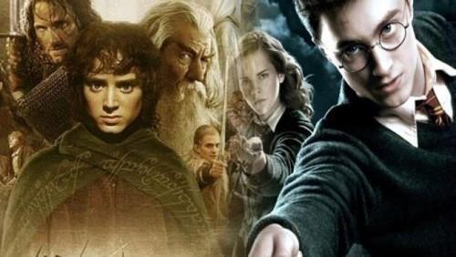 Star Wars-Harry Potter ou Le Seigneur des Anneaux?