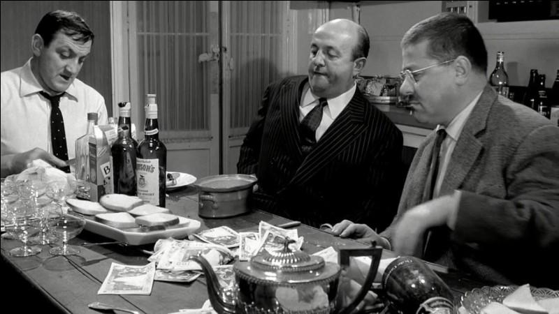 """Lequel de ces acteurs ne jouait pas dans """"Les Tontons flingueurs"""" ?"""
