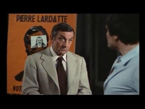 """Avec qui Lino Ventura partage-t-il l'affiche dans le film """"Adieu Poulet"""", sorti en 1975 ?"""