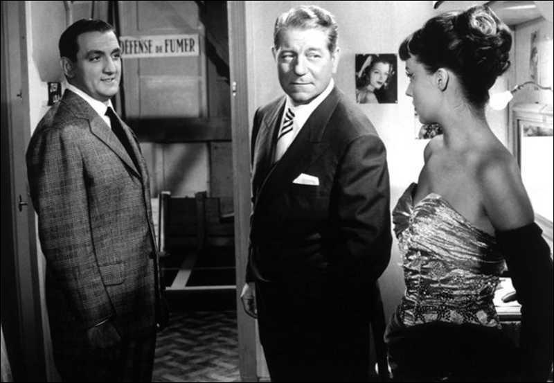 Quel est ce film de Jacques Becker qui réunit Gabin et Ventura ?