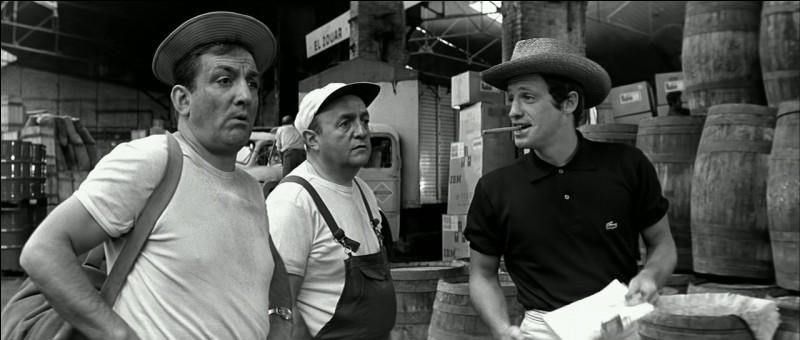 Quel est ce film qui réunit Ventura et Belmondo ?