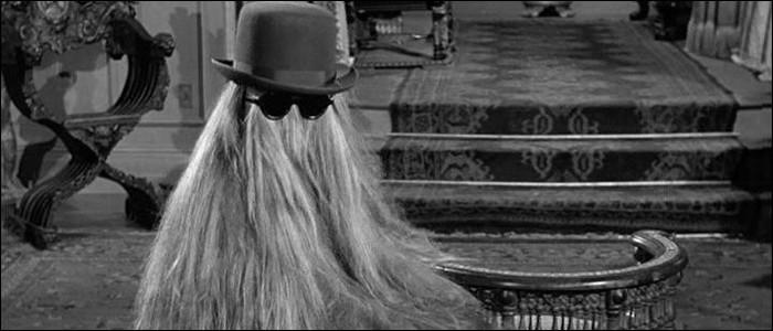 """Quel cousin est recouvert de poils dans """"La Famille Addams"""" ?"""