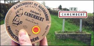 Novembre 1844 : Qui aurait inventé le camembert ?