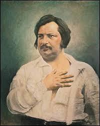Août 1850 : Quel roman n'a pas écrit Honoré de Balzac ?