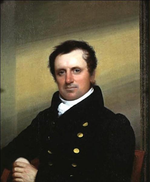 Septembre 1851 : Quel roman a écrit James Fenimore Cooper ?