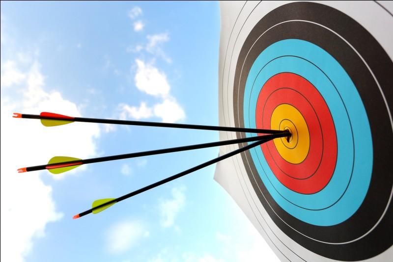 La France a déjà remporté une Coupe du Monde de tir à l'arc en classique mixte.
